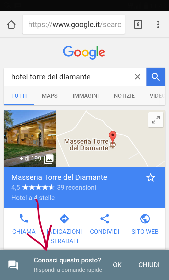 recensioni-google-maps-hotel